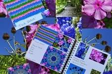 Makerist - Knitting Journal - November 2019 - Waterperry Gardens, Oxfordshire, UK - 1