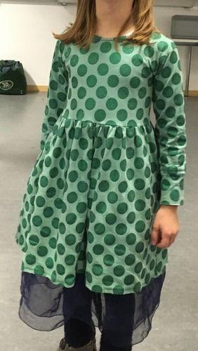 Makerist - Kinderkleid mit Tüllrock - Nähprojekte - 1