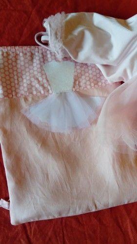 Makerist - Pochette pour petite danseuse - Créations de couture - 1