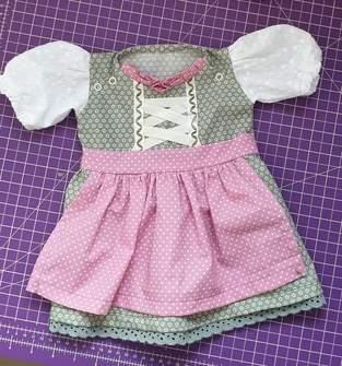 Makerist - Baby Dirndl - 1