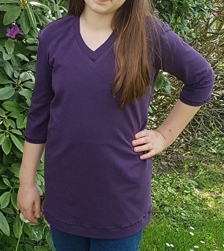 Makerist - Shirt für mein Teenie - Nähprojekte - 3