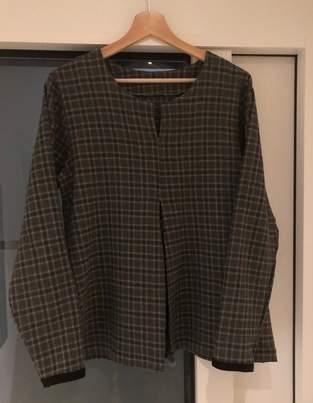 Makerist - Eine Bluse für das Weihnachtsfest  - 1