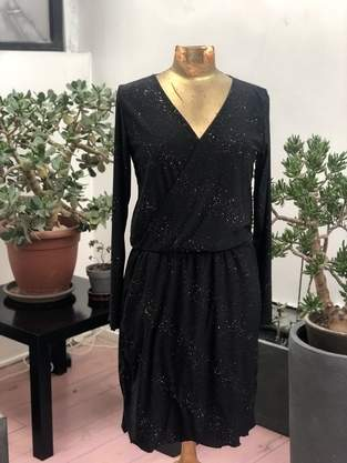 Makerist - Robe jersey paillettes Mlle Vilma  - 1