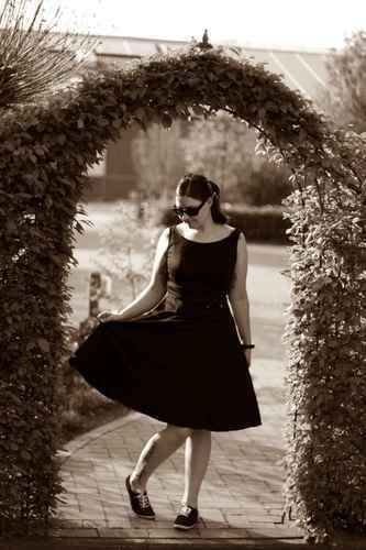 Makerist - Jennifer Flair (TINAlisa) - Ein Kleid für alle Fälle - Nähprojekte - 1