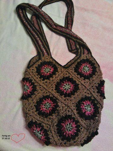 Makerist - meine Häkel-Taschen  - Häkelprojekte - 2