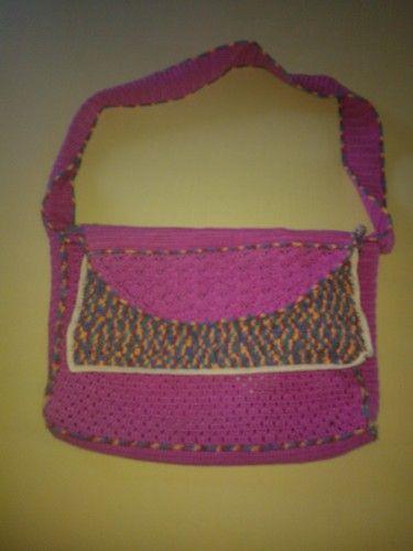 Makerist - meine Häkel-Taschen  - Häkelprojekte - 3