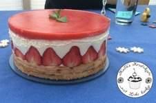 Makerist - Erdbeer-Baumkuchen - 1
