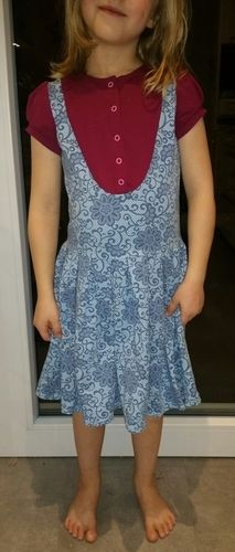 Makerist - Kleid Kaylee Schuleinführung - Nähprojekte - 2