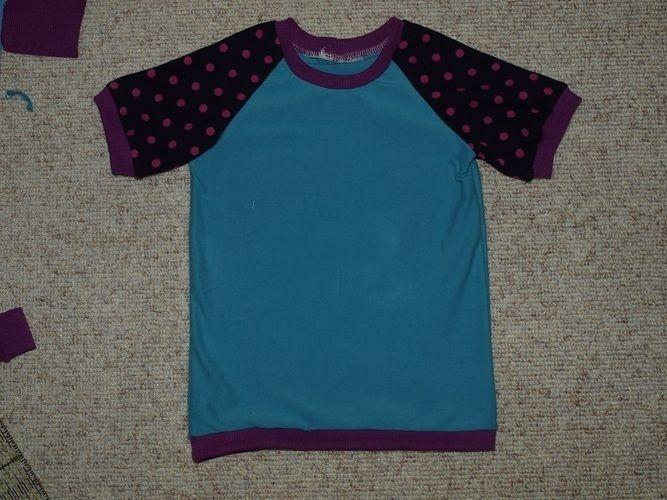 Makerist - Raglan Shirt von Mamahoch2 - Nähprojekte - 1