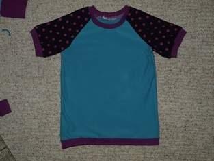Raglan Shirt von Mamahoch2
