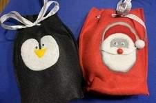 Makerist - Weihnachtssäckchen für kleine Geschenke - 1