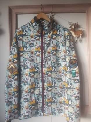 Makerist - Jacke aus weichem Sweat - 1