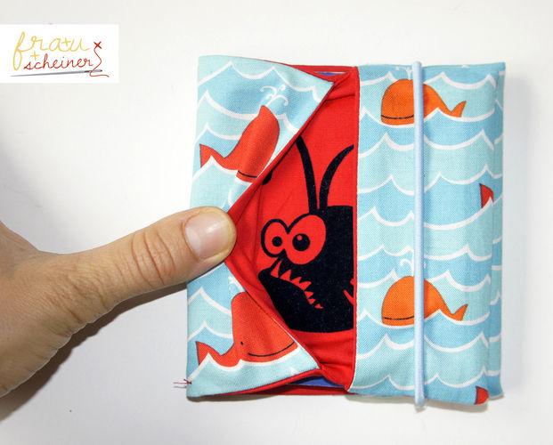 Makerist - Umschlag für Pixihefte - Nähprojekte - 2