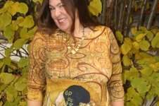 Makerist - Kleid Sarana Jersey Panel Verarbeitung   - 1