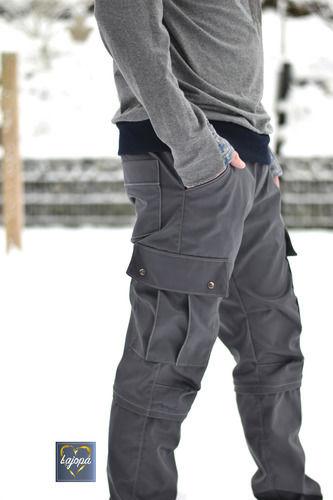 Makerist - Cargohose für Männer von Rotbart - Nähprojekte - 3