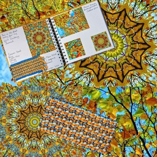 Makerist - Knitting Journal - December 2019 - Stowe House, UK - Knitting Showcase - 1