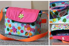 Makerist - Kindergarten-Tasche für mein Tochter - 1