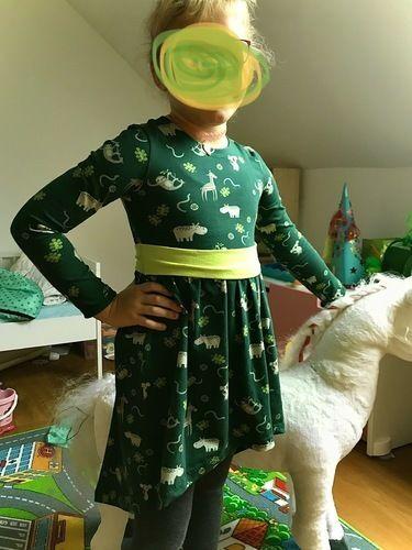 Makerist - Festliches Kleid  - Nähprojekte - 1