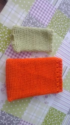Makerist -  meine Handytasche verwendet wurde STAR von Pro Lana - Häkelprojekte - 1