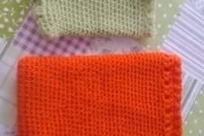 Makerist -  meine Handytasche verwendet wurde STAR von Pro Lana - 1