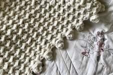 Makerist - Seashells and Pearls Throw  - 1
