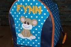 Makerist - Rückenflitzer für den Kindergarten - 1
