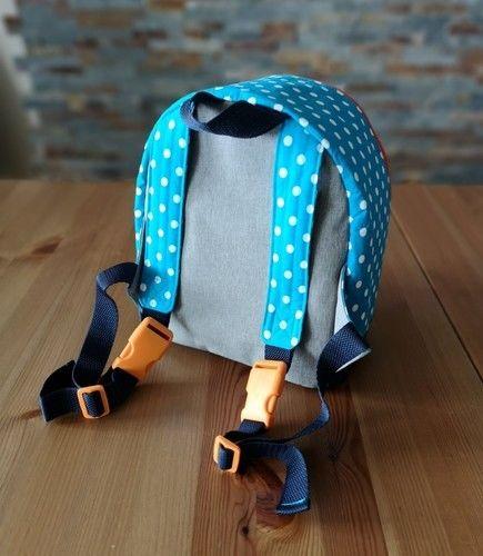 Makerist - Rückenflitzer für den Kindergarten - Nähprojekte - 3