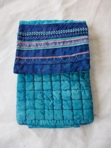 Makerist - Tabletthülle mit Schmetterlingsstickerei - Textilgestaltung - 2