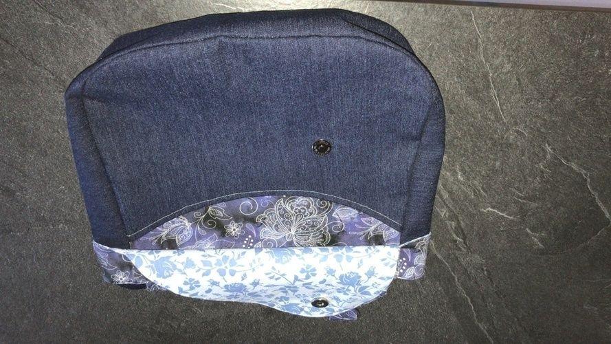 Makerist - Handtasche Carla - Nähprojekte - 2