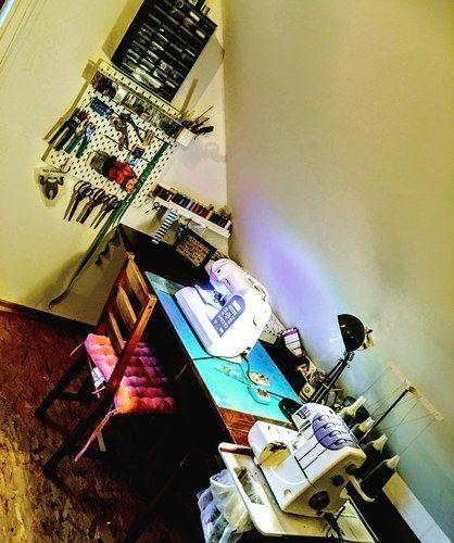 Makerist - Nähecke - Werkzimmer - 1