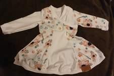 Makerist - Trotzkopfkleidchen aus Jersey für meine Tochter  - 1