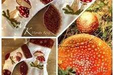 Makerist - Bestickte Weihnachtsstiefel - 1