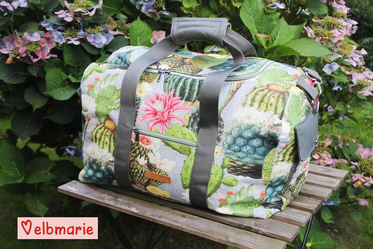 Makerist - LUDWIG, meine Reisetasche - Nähprojekte - 1