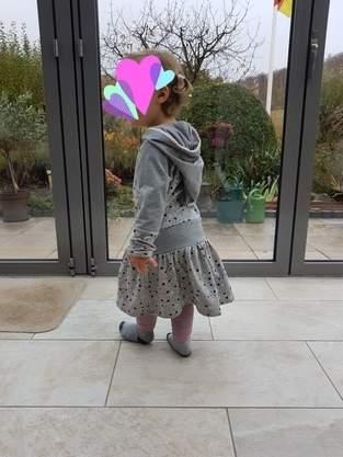 Kleid Rockili
