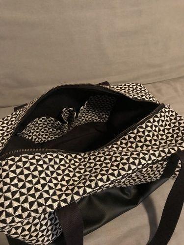 Makerist - Sac Georges Black & White - Créations de couture - 3