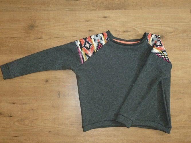 Makerist - Sweat Mona épaules Jacquard - Créations de couture - 2