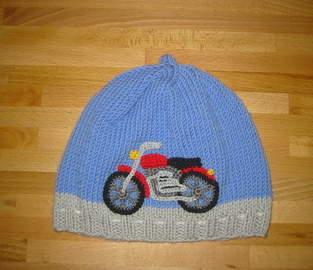Makerist - Motorrad-Mütze - 1