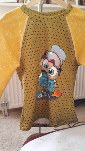 Makerist - Bethioua Shirt teeny und Erwachsener  - Nähprojekte - 2