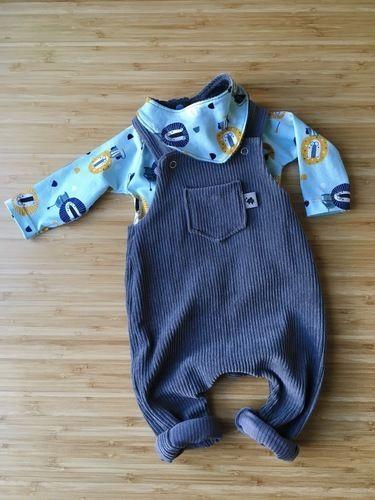 Makerist - Baby-Latzhose - Nähprojekte - 3