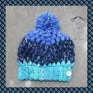 Makerist - Mütze mit Büschelmaschen nach einer Anleitung von Ars Textura - 1