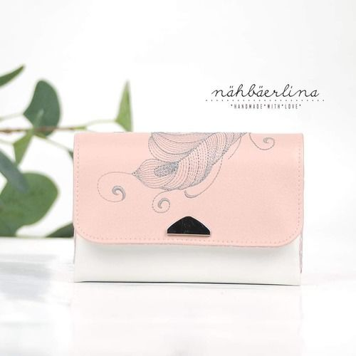 Makerist - Geldbörse Little Ruby von Hansdelli  - Nähprojekte - 1