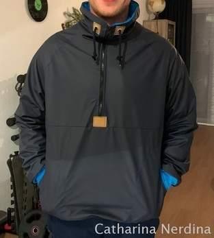 Makerist - Übergangsjacke zum Überziehen für Männer - 1