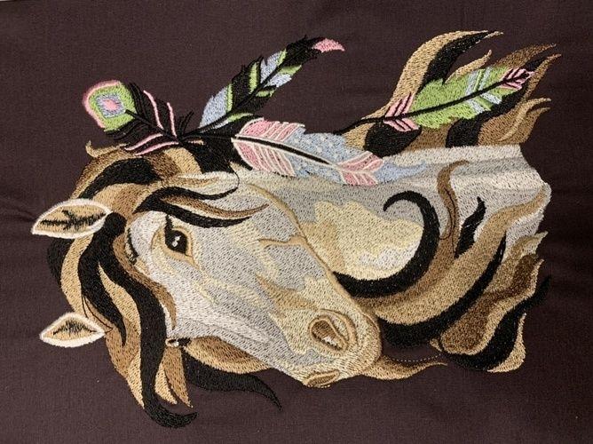 Makerist - Pferdeliebe - Textilgestaltung - 1