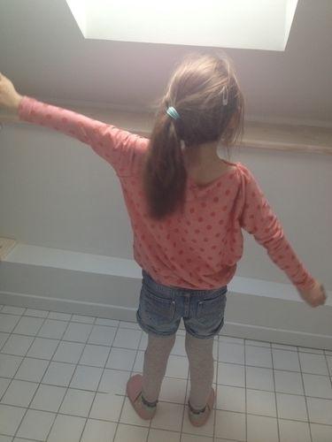 Makerist - sweat raglan mona pour ma fille - Créations de couture - 1