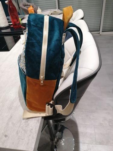 Makerist - Sac à dos Achille  - Créations de couture - 3