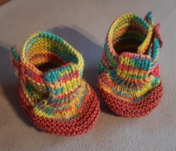 Makerist - Kinderschuchen  - Strickprojekte - 1