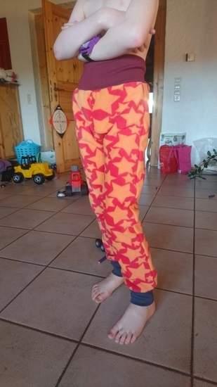 Makerist - Star Fleece Pants - 1