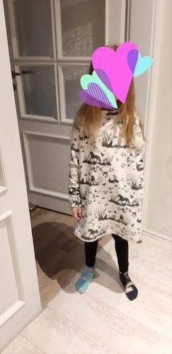 Makerist - LIB Herbstkleidchen aus Alpenfleece  - Nähprojekte - 1