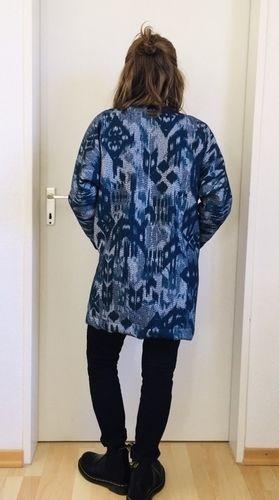 Makerist - Mäntelchen 'Kimono-Cardigan' - Nähprojekte - 2