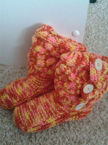 Makerist - stricken: warme füße sind wichtig - Strickprojekte - 1